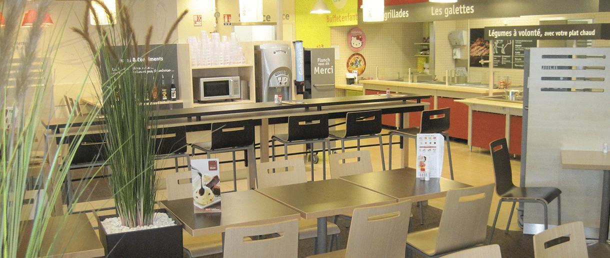 visuel salle restaurant flunch - flunch franchise